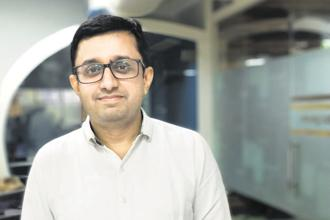 Coverfox CEO Premanshu Singh. The online insurance startup counts Transamerica, SAIF Partners, Accel Partners and Catamaran Ventures as among its investors.