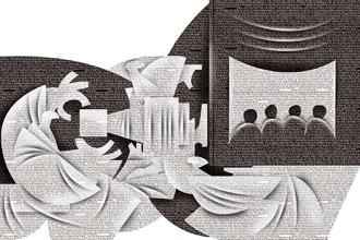 It is in the last few years that a crop of bold film-makers have arrived on the scene. Illustration: Jayachandran/Mint