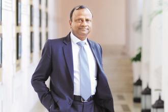 PSBs are much more than commercial entities as they have to fulfil social obligations, and that they have done quite well, said SBI chairman Rajnish Kumar. Photo: Hemant Mishra/Mint