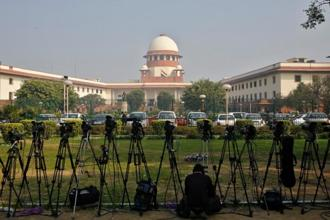 The Supreme Court held that there was no reason to disbelieve the statements made by the judicial officers ruling out foul play. Photo: Reuters.