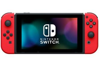 Nintendo Switch is a hand-held gaming console with a 6.2-inch (1,280x720p) screen and detachable controllers, called Joy Cons.