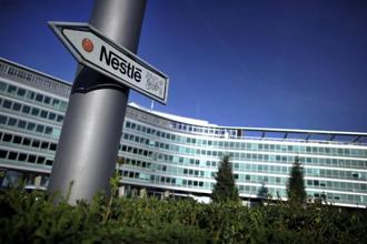 Nestle reiterated its forecast for organic sales growth of 2% to 4% this year. Photo: AFP