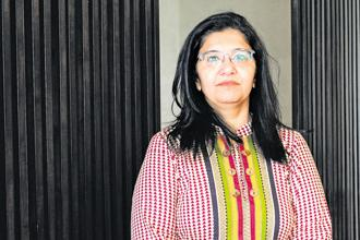 Padmaja Ruparel, president, Indian Angel Network, said the startup industry is looking for further relaxations to escape Section 56 of the Income Tax Act, which deals with angel tax. Photo: Priyanka Parashar/Mint