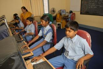 Access to information and communication technology (ICT) in the early years of a child's education can the lower rate of literacy among girls. Photo: Hemant Mishra/Mint