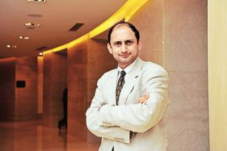 Viral Acharya, deputy governor of the Reserve Bank of India and member of the central bank's monetary policy committee. Photo: S. Kumar/Mint