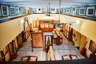 Gurusaday Museum. Photo: Indranil Bhoumik/Mint