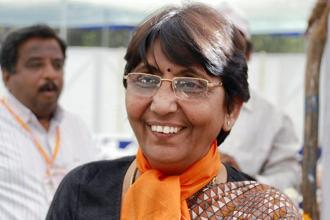 In 2012, a trial court sentenced Maya Kodnani to 28 years' jail in the Naroda Patiya case and Babu Bajrangi to life imprisonment. Photo: AFP
