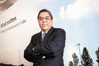 Tulsi Tanti, chairman of Suzlon Energy. Photo: Ramesh Pathania/Mint