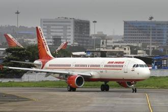 Representational image. Air India aircraft photographed at Mumbai International Airport. Photo: Abhijit Bhatlekar/Mint