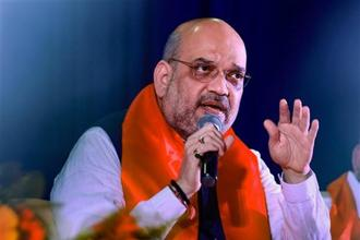 BJP president Amit Shah said such a law will act as a deterrent to crimes against girls. Photo: PTI