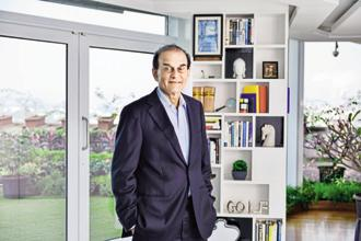 Harsh Mariwala is founder of Marico Innovation Foundation and chairman of Marico Ltd. Photo: Aniruddha Chowdhury/Mint