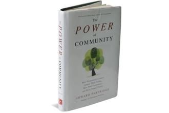 The Power Of Community—How Phenomenal Leaders Inspire Their Teams, Wow Their Customers, And Make Bigger Profits: By Howard Partridge, McGraw Hill Education, 190 pages, $28 (around Rs1,850).