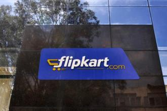 SoftBank Vision Fund is set to turn its $2.5 billion August investment in Flipkart to about $4 billion in less than eight months. Photo: Reuters