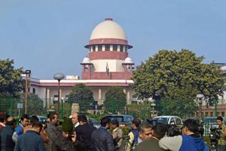 A fresh challenge to the apex court's 2013 ruling criminalizing consensual sex between same sex adults is pending before the court and is likely to be heard by a Constitution bench. Photo: PTI