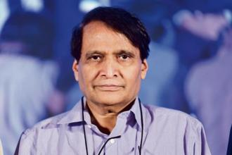A thank tank headed by commerce minister Suresh Prabhu will submit its policy recommendations in six months' time. Photo: Pradeep Gaur/Mint
