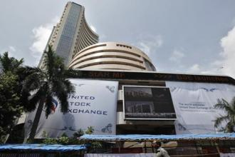 The 30-share S&P BSE Sensex opened lower on Wednesday. Photo: Reuters