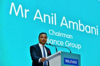 Anil Ambani-led Reliance Nippon Life Asset Management has proposed a total dividend of Rs6 per share for the last fiscal. Photo: Aniruddha Chowdhury/Mint