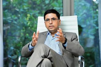 Sanjiv Mehta, executive chairman of HUL says, 'A corporation cannot live on its past (glories)... you have to continuously reinvent yourself'. Photo: S. Kumar/Mint