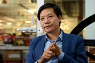 Xiaomi's chairman and chief executive Lei Jun. File photo: Hemant Mishra/Mint