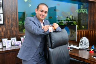 While the ED was given the go-ahead by the PMLA court in Mumbai to issue NBWs against both Nirav Modi (in picture) and Mehul Choksi, a chargesheet is yet to be filed. Photo: Aniruddha Chowdhury/Mint