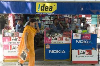 Idea Cellular said that it remains cautiously optimistic on the India growth story and continues to expand its scale of operations. Photo: Mint