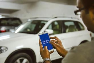 The switch from owning a second or third car to the public transport plus Uber or Ola has finally begun to reflect in car sales numbers in India. Photo: Hemant Mishra/Mint