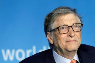 Bill Gates says the biggest thrust for Bill and Melinda Gates Foundation remains in healthcare. Photo: Reuters