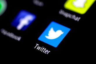 The company advised users to change passwords for Twitter and other services with the same password. Photo: Reuters