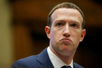 With Mark Zuckerberg maintaining most of the voting power, Facebook's board has little ability to make change without his assent. Photo: Reuters