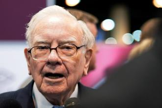 If Warren Buffett invests in a company, many people take it as a sign that you can trust the future of that firm. Photo: Reuters
