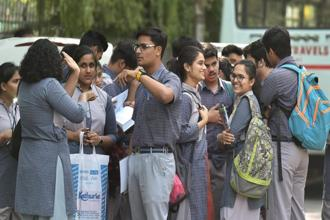 CISEC says the results will be made available through CAREERS portal, the website of the council and through SMSes. Photo: PTI