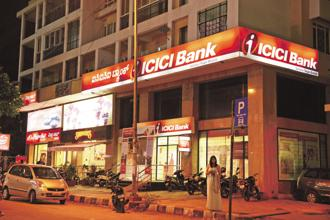 During the day, ICICI Bank stock rose as much as 8.67% to hit a high of Rs314.50. Photo: Mint