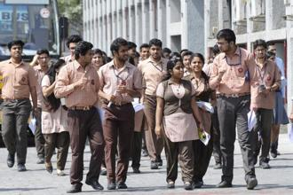 Students will be able to check their results on the Kerala state board's official website: keralaresults.nic.in. Photo: Hindustan Times