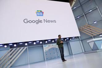 CEO Sundar Pichai emphasized that the need of the hour was to support quality journalism, saying that news was foundational to the way democracies work. Photo: Reuters