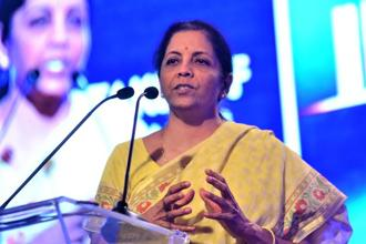 Defence minister Nirmala Sitharaman. Photo: Ramesh Pathania/Mint