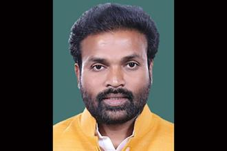 BJP leader B.Sriramulu. The allegations by the Congress against Sriramulu comes a day before the state heads to the polls.