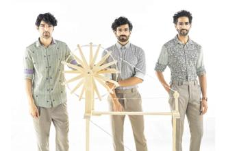 What to wear to work? Raymond makes a case for handlooms with its 2018 Khadi collection.