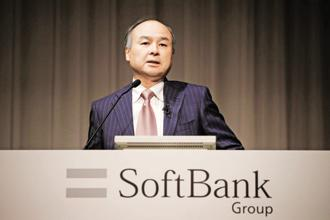 On 9 May, hours before Walmart announced the Flipkart acquisition, SoftBank CEO Masayoshi Son said that Walmart had agreed to buy a controlling stake in Flipkart. Photo: Reuters