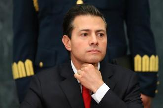 Under incumbent President Enrique Peña Nieto, Mexico has been a front-runner in reforms, according to OECD . Photo: Reuters