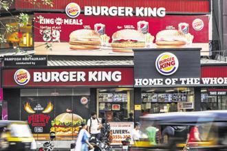 Everstone Capital owns and operates Burger King's branded restaurants across India and Indonesia as part of its F&B Asia Ventures platform. Photo: Pradeep Gaur/Mint
