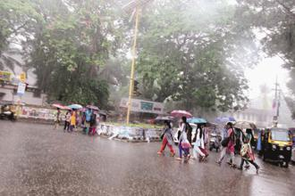 The monsoon is expected to reach the Andaman and Nicobar Islands on 20 May, says Skymet. Photo: Mint