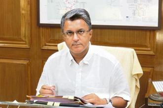 Pravir Pandey, vice-chairman of Inland Waterways Authority of India.
