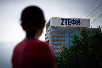 The US blockade cut off ZTE's access to the US technology it needs to build most of its products, from Qualcomm's semiconductors to optical chips from Lumentum Holdings. Photo: AFP