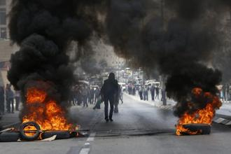 Israel accuses Hamas of using the protests as cover to attack the Jewish state, and has vowed to prevent any attempts to breach the border, the ultimate objective of the protest campaign. Photo: AP
