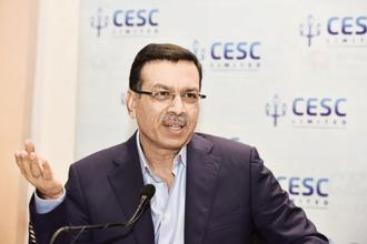 Sanjiv Goenka had taken interest in cricket as well. He secured the Rising Pune Supergiants in the Indian Premier League (IPL). Photo: Indranil Bhoumik/Mint