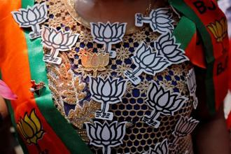 Some believe that the BJP's meteoric rise is purely driven by smart electoral strategy rather than an en masse solidification of Dalit votes behind the party. Photo: Reuters