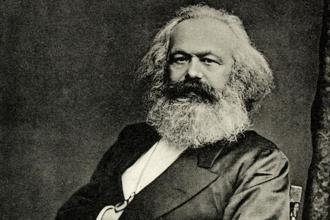 Karl Marx. Photo: Wikimedia Commons
