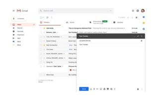 Google is trying to make the process of drafting a mail a lot simpler with a new AI  backed tool called Smart Compose.