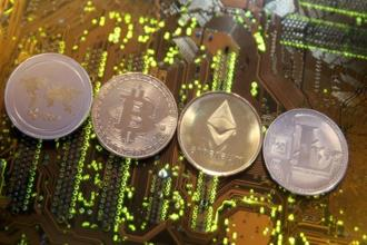 The estimates, based in economics, put the minimum current usage of the bitcoin network at 2.55 gigawatts. Photo: Reuters