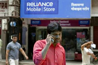 RCom shares have now risen as much as 102% in last two sessions. So far this year, it declined nearly 49%. Photo: Bloomberg